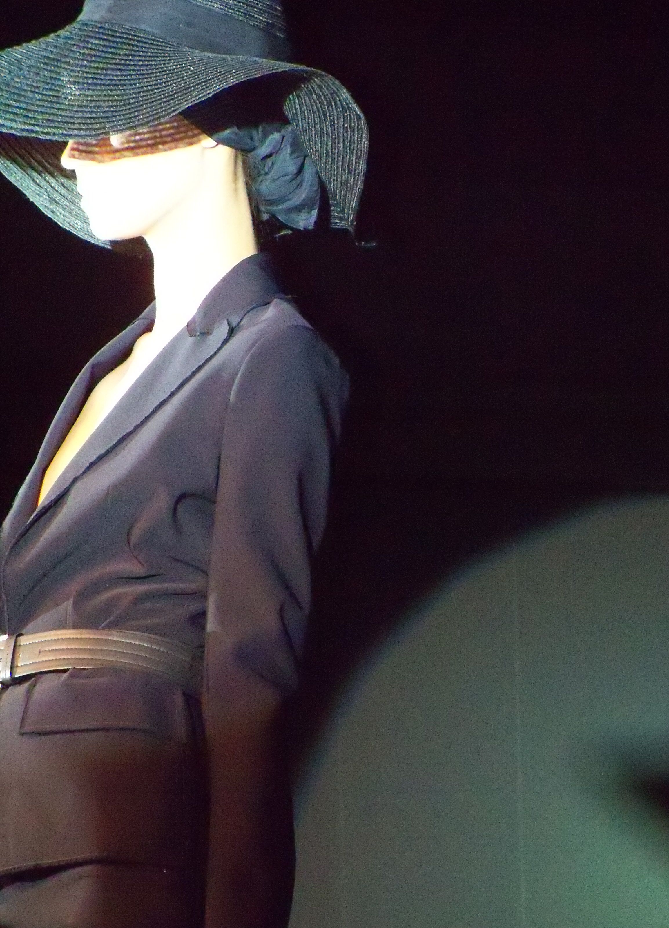 lanvin runway show miami